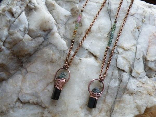 electroforming - šperky