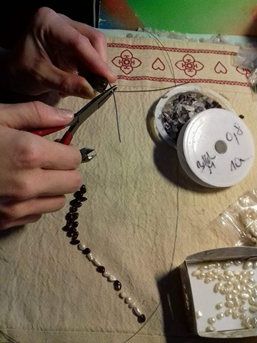 Hand made šperky